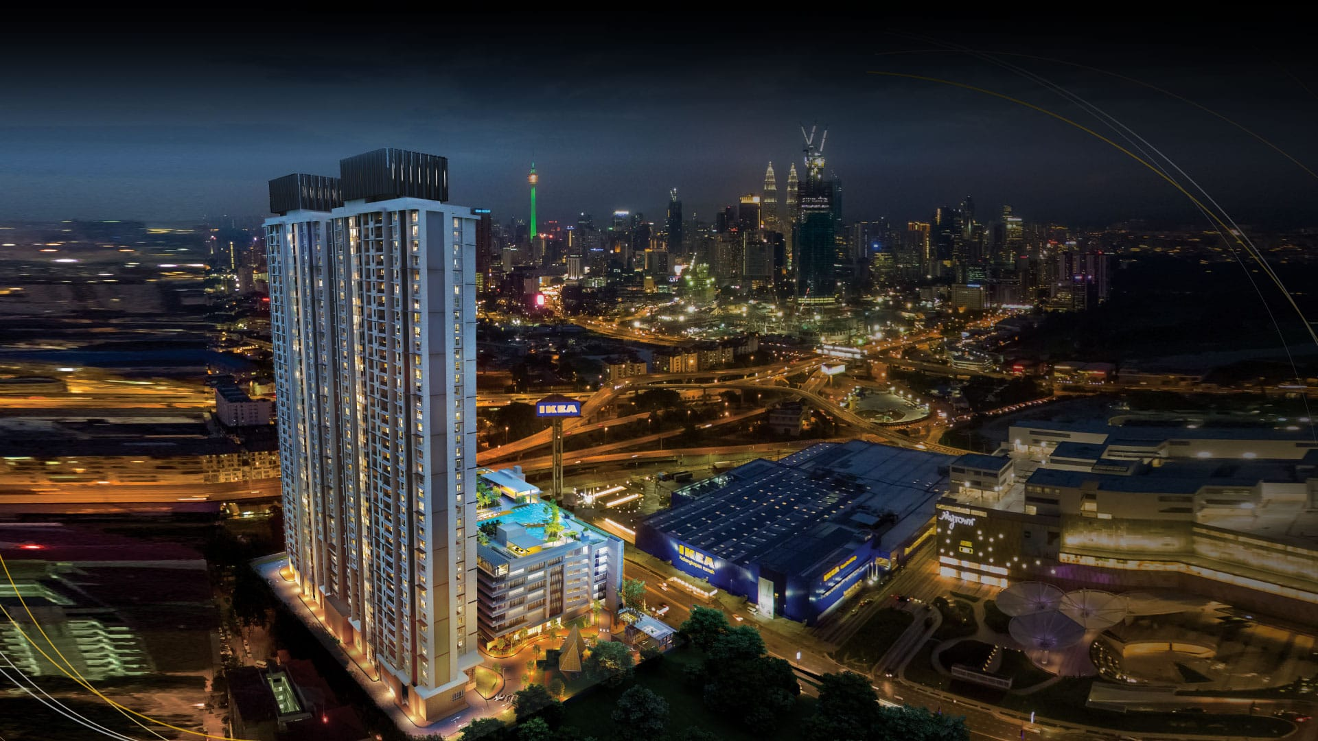 ONE COCHRANE RESIDENCES KL - Be One With Trendy Living